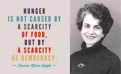 frances-moore-lappe-scarcity-quote