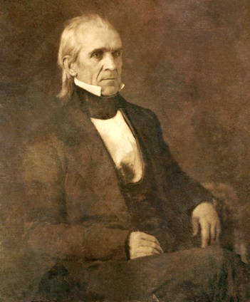 james_polk_by-matthew-brady