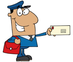mail-person-clipart