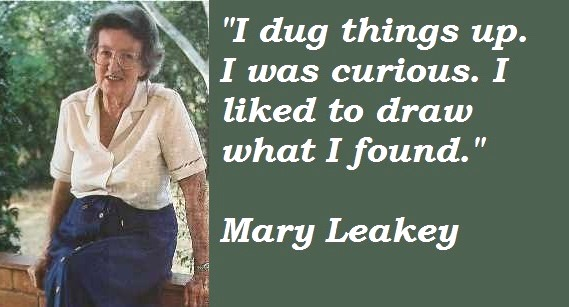 mary-leakey-quote