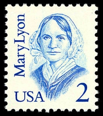 mary-lyon-postasge-stamp