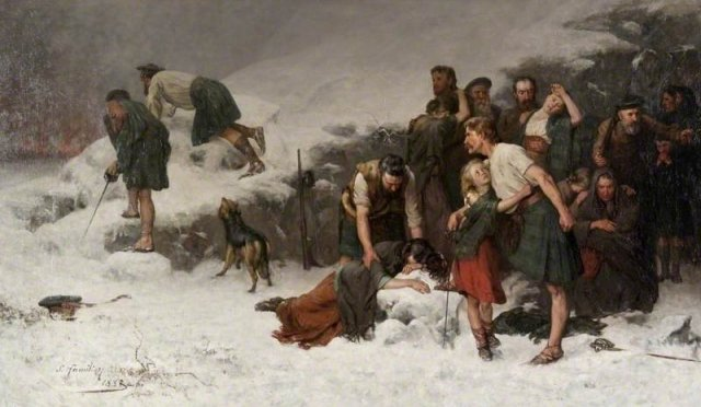 Massacre at Glencoe