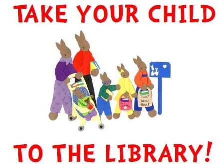 take-your-child-library-day