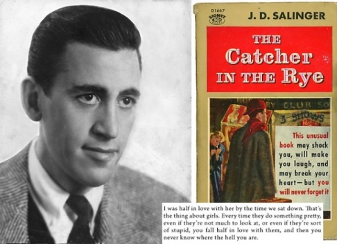 analysis of catcher in the rye Dive deep into j d salinger's the catcher in the rye with extended analysis, commentary, and discussion.