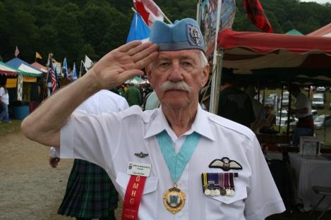 Capt. John McRae-Hall