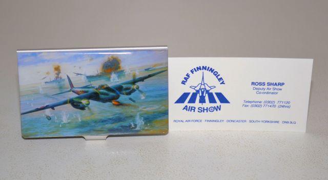 Card case RAF card