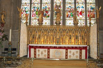 High altar, Ripon