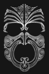 Maori Art - mask