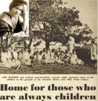 Lorna Hodgkinson Sunshine Home