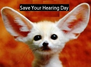 Save Your Hearing Day