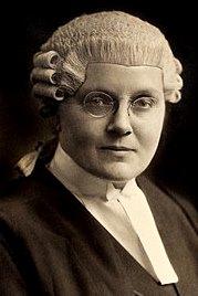 Helena Normanton 1930s