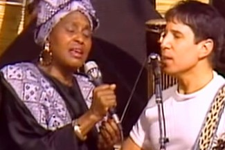 Paul Simon - Africa Concert
