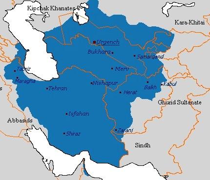 Khwarezm - Sunni Muslim Shah Atsïz