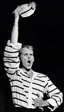 Bob Fosse in Damn Yankees 1958