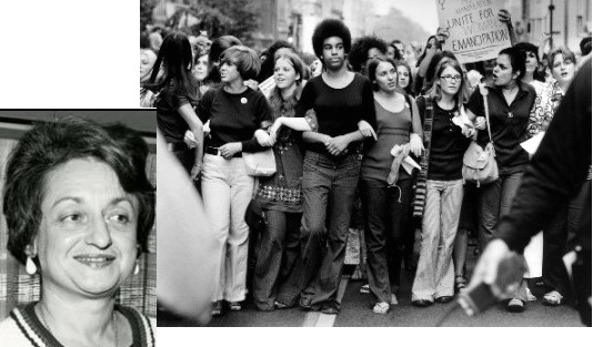 Friedan - 1970 Womens Strike